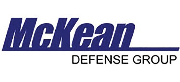 McKean Defense Group, LLC Logo